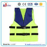 Revestimento de vida da veste do desporto de barco da criança da juventude