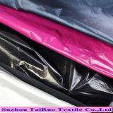 La tela de nylon impermeable del tafetán para abajo cubre