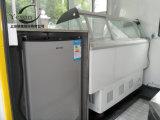 Mini-Food equipamento da máquina para venda / Fast Food Carrinho de Venda Directa Business
