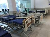 De vijf-Functie die van Topmedi de HandPrijzen van het Bed van het Ziekenhuis doen leunen
