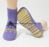 Berufsinnentrampoline-Park-Innenantibeleg-Trampoline-Socke