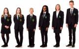 100%COTON uniforme scolaire pour adulte