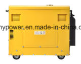 6kw 공냉식 침묵하는 유형 디젤 엔진 발전기 (DG8500SE)