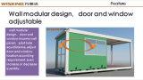 Het Draagbare Huis van Wiskind met ISO9001
