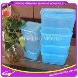 La inyección de plástico transparente caja sellada Tooling