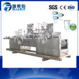 Máquina automática de enchimento e selagem de líquidos de copo de água e plástico