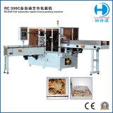 RC 300c de tejido de la servilleta empaquetadora automática completa