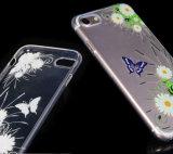 Горячий продавая случай телефона галактики J7 J5 J1 C5 Samsung аргументы за задней стороны обложки конструкции TPU OEM