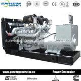 Zuverlässiges 80kVA, das Set mit Deutz Motor, Deutz Generator festlegt
