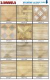 El patrón de hermosas baldosas de madera rústica (VRR6D046 600x600mm)