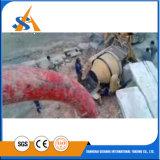 Qualitäts-hohe Leistungsfähigkeits-Betonpumpe mit Mischer