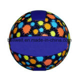 Multicolor Soft Touch Neoprene Beach Volleyball