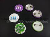 Изготовленный на заказ симпатичный значок кнопки Pin для малышей