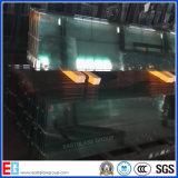 カーブまたはくねりのゆとりおよび和らげられたか、または強くされた着色されるガラス