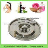 Wasser-Destillierapparat-Ausgangsmoonshine-Stille des Edelstahl-18L/5gallon medizinische