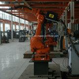 Нагруженное плитой оборудование пригодности прочности молотка выдвижения ноги ISO боковое