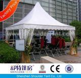 tent van de Markttent van de Luifel van Gazebo van de Pagode van de Tuin van 6X6m de Openlucht voor Verkoop