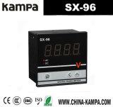 96X96mm測定DCデジタルのアナログの電流計の電気カウンター