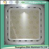 Panneau de plafond en aluminium classique classique en aluminium
