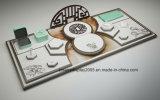 Joyería de moda China de la exhibición exhibiciones de la joyería al por mayor para la ventana Visualización de la venta