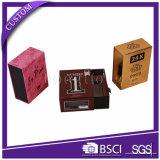 Boîte à tiroirs à parfum personnalisée à la couleur attrayante