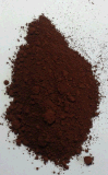 粉の顔料の赤いですか緑総合的な鉄酸化物か青またはブラウン