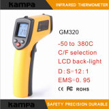 Thermomètre infrarouge de non contact -50 à 380 Degreec