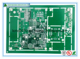 Custom Green Solder Mask Multilayer Pb-Free HASL PCB
