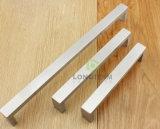 Сильные антиржавейные самомоднейшие квадратные ручки кухни мебели нержавеющей стали
