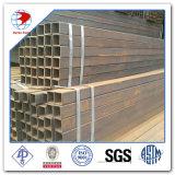 Aislante de tubo del cuadrado del acero de carbón del diámetro grande de DIN2395 500X500X12m m para la construcción