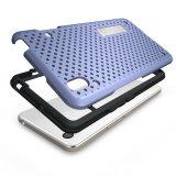 Maglie che raffreddano le casse protettive del telefono dell'armatura per una X più