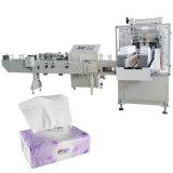 Máquina de embalaje de papel facial tejido de la servilleta de la máquina de embalaje