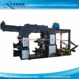 Machine à imprimer en flexographie en papier rouleuse à l'aide de Belt Drive