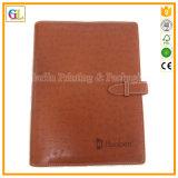 Дешевое изготовленный на заказ кожаный печатание тетради