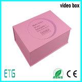 Neues Ankunft Cmyk 4-Color Drucken LCD-videobroschüre-Kasten