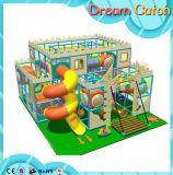 Campo da giuoco dell'interno dei giocattoli molli per il campo da giuoco di plastica dei capretti che vende punto