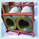 Tubo de acero de la cuerda de rosca hidráulica de Ss400 St52