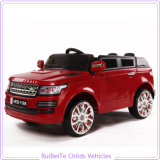 La sécurité des jouets ride sur la voiture avec la lumière de la musique voiture jouet pour bébé