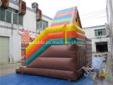 Inflable África Bouncy Castillo / inflable Combo Slide / Inflatable Jumping Castillo