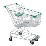 Het Winkelen van de Draad van de Supermarkt van de fabrikant Verschillend Karretje