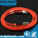 FC à LC de câble à fibre optique Multi Mode