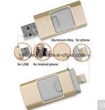 3 in 1 Aandrijving USB 3.0 van de Flits voor Ios & de Androïde & Bureaucomputer van