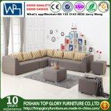 Sofá al aire libre del patio al aire libre moderno del ocio de la tela de 2*2 Textilene (TG-6105)