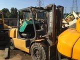 Utilisé Komatsu FD50 5tonnes chariot élévateur à fourche pour la vente, utilisé le TCM 3T/10t/Komatsu 25tonnes/Linde 8 tonnes de gaz, élévateurs diesel utilisé chariot élévateur à fourche