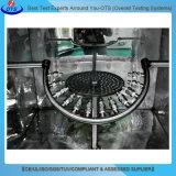 Simulação climática Lâmpada de chuva à prova d'água Splash Water Test Câmara Ipx1-4