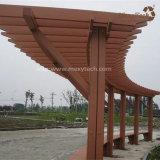 望楼のための熱い販売デザインWPC屋外の庭のPergola