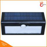 500 Sensor de movimento da luz solar do lúmen da luz solar Piscina Jardim Luz Solar