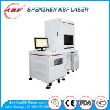 Precisa UV 10w Máquina de corte láser para el PVC con refrigeración por agua