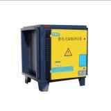 Matériel industriel efficace d'extraction de fumée d'installation extérieure uniforme de débit