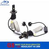 Farol do diodo emissor de luz do farol 25W 3200lm H4 H/L do carro para o carro e a motocicleta com certificação de RoHS do Ce